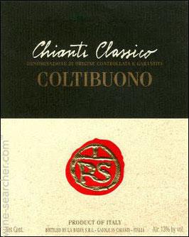 Badia a Coltibuono Chianti Classico Roberto Stucchi 2014