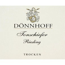 Dönnhoff Tonschiefer Kabinett Trocken 2014