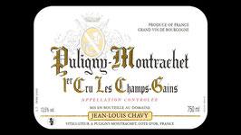 Jean Louis Chavy -Puligny- Montrachet 1er Crue Les Champs Gains 2014