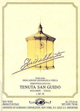 Tenuta San Guido Guidalberto 2015