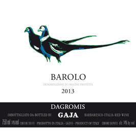 Gaja Barolo Dagromis 2013