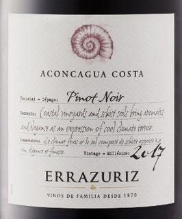Errázuriz Aconcagua Costa Pinot Noir 2017