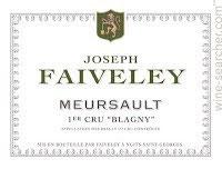 Joseph Faiveley Meursault AC 1er Cru Blagny 2016