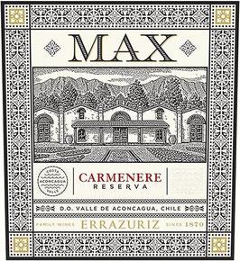 Max Carmenère 150 Anniversary 2018