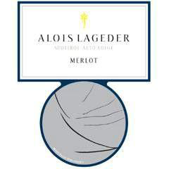 Lageder Alto Adige Merlot 2015 1/2
