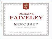 Domaine Faiveley Mercurey AC 2016