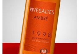 Domaine Cazes Rivesaltes Ambré