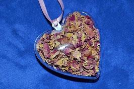 2.02 Geschenkanhänger mit Rosenblätter