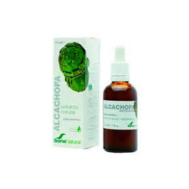 alcachofa extracto natural 50 ml soria