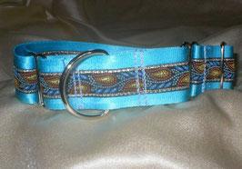 Zauberranke-eisblau, Martingale 4 cm