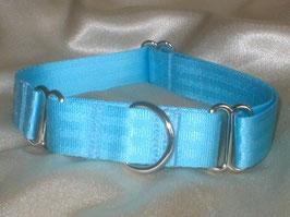 Eisblau, Martingale 2,5 cm