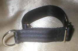 Schwarz, Zugstopp 2,5 cm