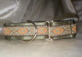 Medaillon-olivgrün, Martingale 4 cm