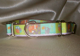 Fox & Friends-schokobraun, Martingale 2,5 cm