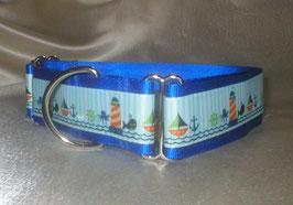 Nordsee-königsblau, Martingale 4 cm