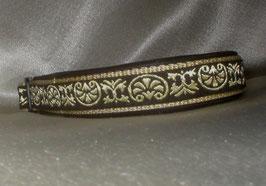 Celtic-beige, Klickverschluss,  2,5 cm