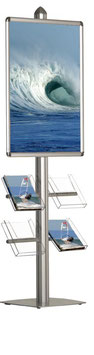 Infodisplay Multi Stand Set 2