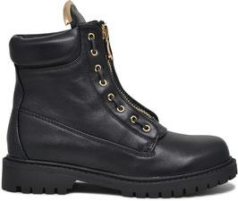 Tiffany Black Boots 6775-PA