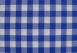 Brabants Bont, blau-weiß kariert (groß)