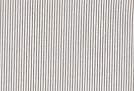Rosenborg, taupe-weiß gestreift (klein)