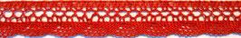 Klöppelspitze rot