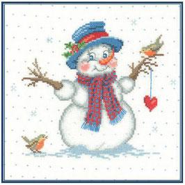 Frosti der Schneemann