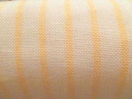 Leinenband orange (17cm)