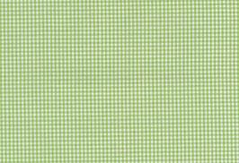 Capri, grün-weiß kariert (klein)