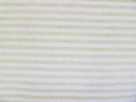 Leinenband grün - gebleicht quer gestreift (24cm)