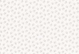 Kyoto, weiß-sand mit Blümchen