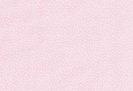Prinzessin, rosa mit weißen Tupfen