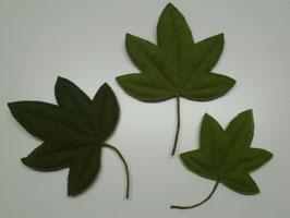 Walklodenblatt (grün)