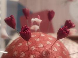 Stecknadel Tulpe