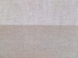Leinenband gebleicht - natur geteilt (12cm)