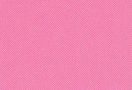 Wales, pink mit regelm. weißen Punken