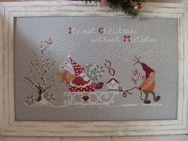 Non è Natale senza vischio