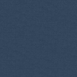 Patchworkstoff leinenoptik blau