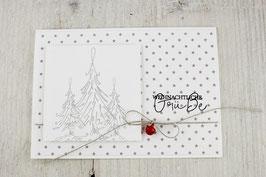 Weihnachtskarte NO 11
