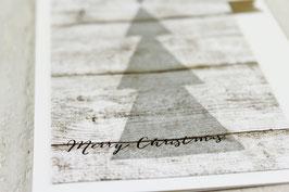 Weihnachtskarte NO 10