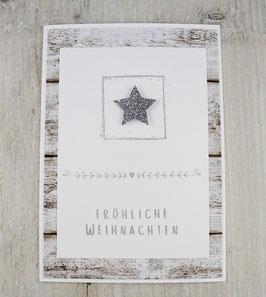 Weihnachtskarte NO 7