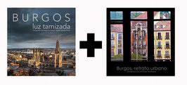 Burgos, luz tamizada + Burgos, retrato urbano