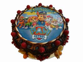 Geburtstags Kuchen und Torten. Durchmesser von 26 bis 30cm: rechteckige Torten: 42 x 32cm