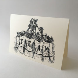 Female Set of Notecards