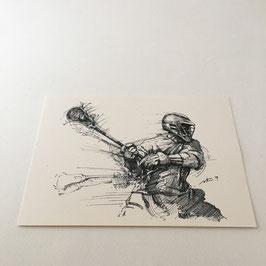 Crank (No-fold card)