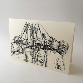 Male Set of Notecards
