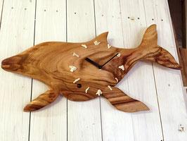 ザトウクジラの掛け時計