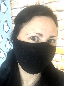 Large Adult Sized Reusable Cloth Mask