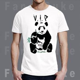 T-Shirt V.I.P Very Important Panda