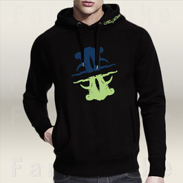 Hoodie Fancyduke Design - Mammut Reflection