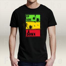 T-Shirt Fancyduke Design-Up side down
